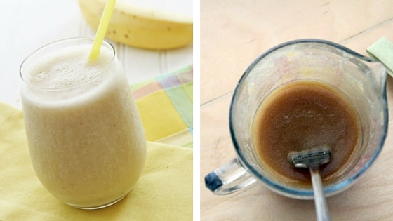 Maple Banana Bread Smoothie